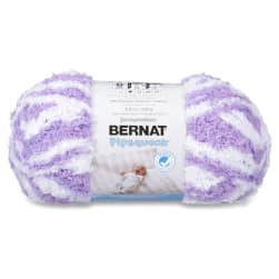 Bernat Pipsqueak Big Ball Yarn (58332) Grape Swirl