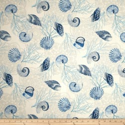 Waverly Shell We Dance Surf Fabric