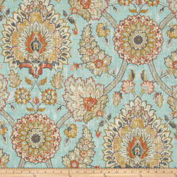 Waverly Clifton Hall Duck Opal Fabric