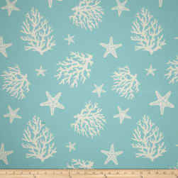 Waverly Coral Cove Pool Fabric