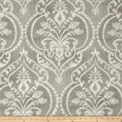 Swavelle/Millcreek Dalusio Damask Pebble Fabric