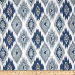 Swavelle/Mill Creek Radu Moondance Blue Fabric