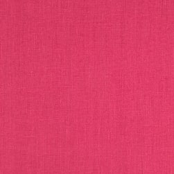 European 100% Washed Linen Rosewater Fabric