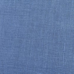 European 100% Washed Linen Pacific