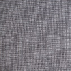 European 100% Washed Linen Cadet Gray Fabric