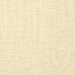 European 100% Washed Linen Oyster Fabric