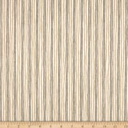Magnolia Home Fashions Sullivan Stripe Slate Grey Fabric