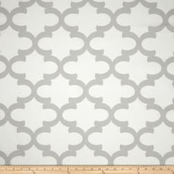 Premier Prints Fynn White/French Grey Fabric