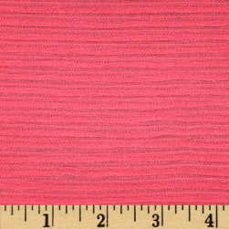 Pintuck Knit Lollipop Pink