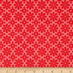 Heather Bailey Ginger Snap Snapdaisy Red