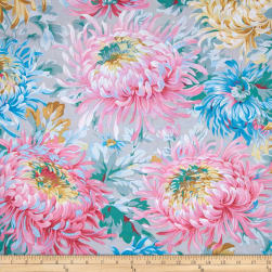 Kaffe Fassett Shaggy Grey Fabric