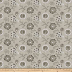 Arepa Floral Feather Fabric