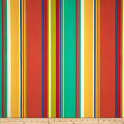 Richloom Solarium Outdoor Westport Stripe Spring Fabric