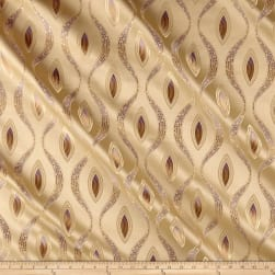 Eroica Eclectic Chenille Jacquard Abstract Orchid Fabric