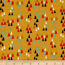 Birch Organic Wildland Arrowhead Sun Fabric