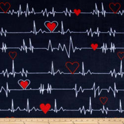 Winterfleece Heartbeat Multi Fabric