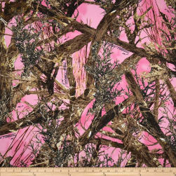 True Timber Outdoors Camouflage Ovation MC2Pink Fabric