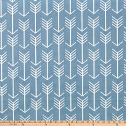 Premier Prints Arrow Cashmere Blue Fabric