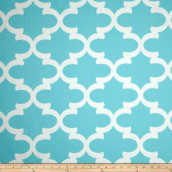 Premier Prints Twill Fynn Harmony Blue Fabric
