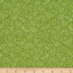 Carina Modern Entwined Green
