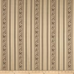 Eroica Trefoil Jacquard Antique Fabric
