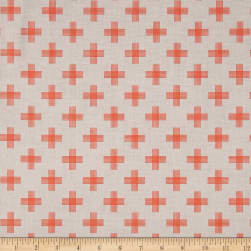Riley Blake Four Corner Weave Gray Fabric