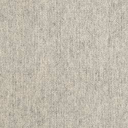 Primo Flannel Small Herringbone Gray Fabric