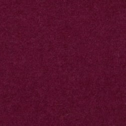 The Seasons Melton Wool Collection Magenta Fabric