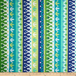 Richloom Indoor/Outdoor Cotrell Lagoon Fabric
