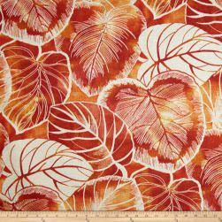 Richloom Indoor/Outdoor Keycove Cayenne Fabric