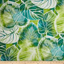Richloom Indoor/Outdoor Keycove Lagoon Fabric