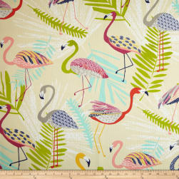 Richloom Indoor/Outdoor Flamingo Spring
