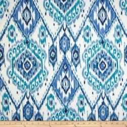 Richloom Indoor/Outdoor Losani Pacific Fabric