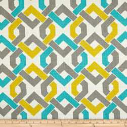 Richloom Indoor/Outdoor Rieser Sterling Fabric