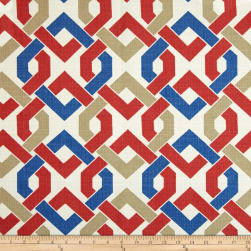 Richloom Indoor/Outdoor Rieser Patriot Fabric