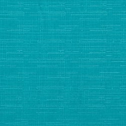 Richloom Indoor/Outdoor Da Vinci Slub Lagoon Fabric