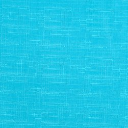 Richloom Indoor/Outdoor Da Vinci Slub Turquoise Fabric