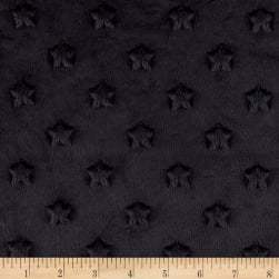 Telio Minky Star Dot Black
