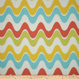 Swavelle/Mill Creek Indoor/Outdoor Fribble Chevron Cabana Fabric