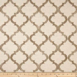 Richloom R Gallery Enhance Linen Beige Fabric