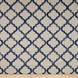 Richloom R Gallery Enhance Duck Indigo Fabric