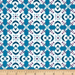 Tracy Porter Ardienne Geometric Blue