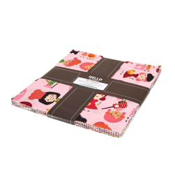Kaufman Girl Friends Ten Square Multi
