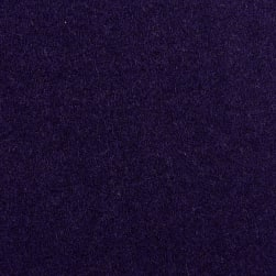 Telio Wool Blend Melton Purple Fabric
