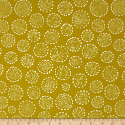 Kaufman Blueberry Park Flower Pickle Fabric