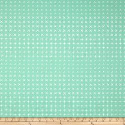 Kaufman Blueberry Park Crosses Pond Fabric