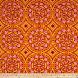 Transformation Infinity Orange/Multi Fabric