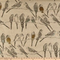 Waverly Retweet Duck Vermeil Fabric