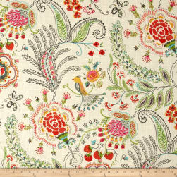 Waverly Hidden Charms Duck Sundance Fabric