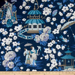 P Kaufmann Summer Palace Zephr Fabric